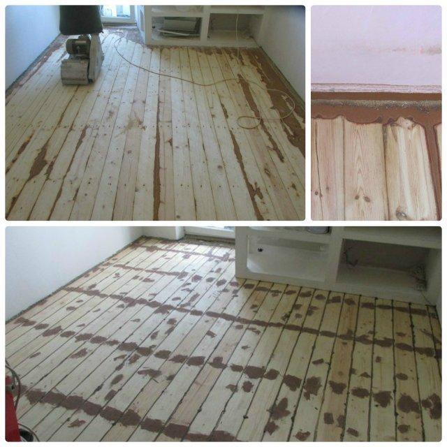 Как реставрировать деревянные полы