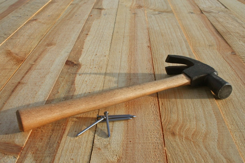 Дешевый деревянный пол