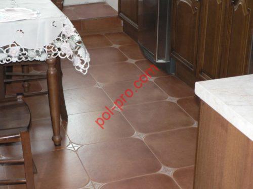 плитка для пола на кухню