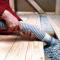 холодный пол в деревянном доме