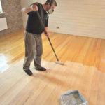 Покрытие деревянного пола — защита и комфорт
