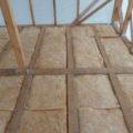 Фото - решение для утепления стен деревянного дома, материал - минеральная вата