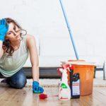 Как правильно мыть полы шваброй и тряпкой