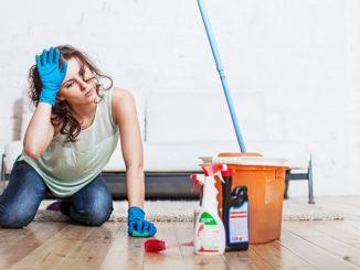 как мыть пол