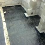 Пол в подвале частного дома, гидроизоляция пола